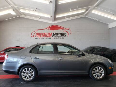 2009 Volkswagen Jetta for sale at Premium Motors in Villa Park IL