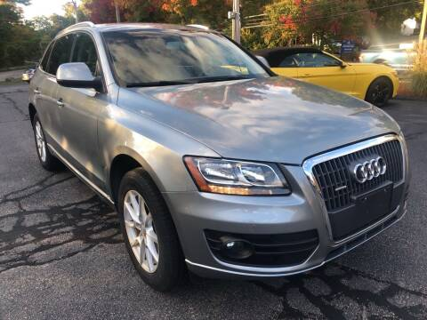2011 Audi Q5 for sale at Premier Automart in Milford MA