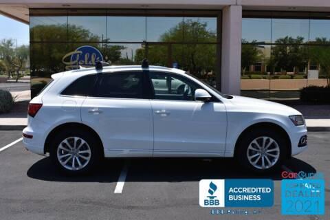 2016 Audi Q5 for sale at GOLDIES MOTORS in Phoenix AZ