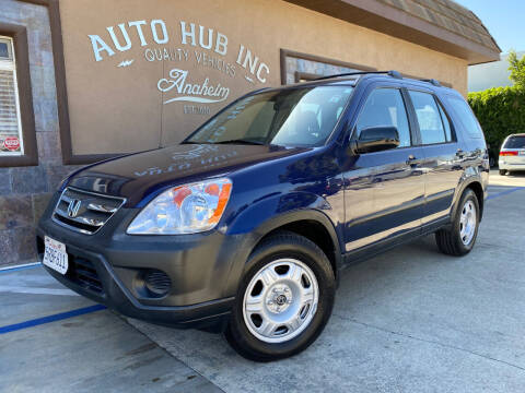 2005 Honda CR-V for sale at Auto Hub, Inc. in Anaheim CA