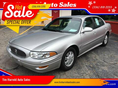 2005 Buick LeSabre for sale at Tim Harrold Auto Sales in Wilkesboro NC