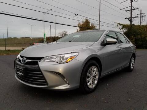 2017 Toyota Camry Hybrid for sale at Luxury Imports Auto Sales and Service in Rolling Meadows IL