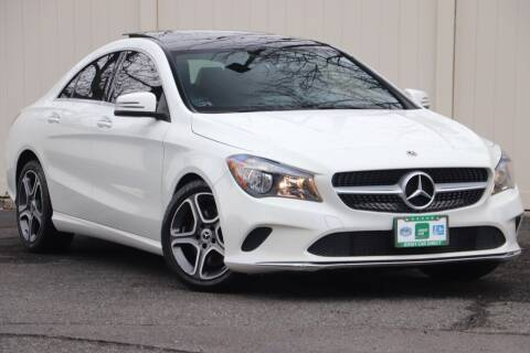 2018 Mercedes-Benz CLA for sale at Jersey Car Direct in Colonia NJ