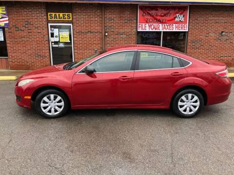 2010 Mazda MAZDA6 for sale at Atlas Cars Inc. in Radcliff KY