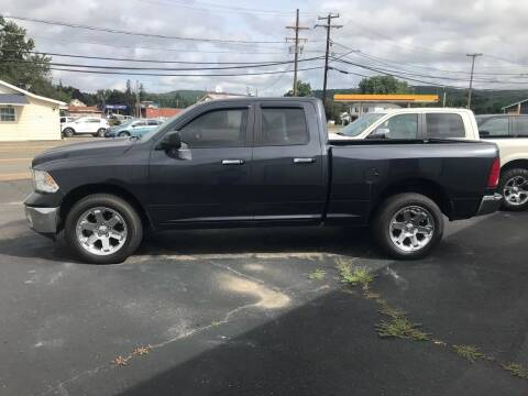 2016 RAM Ram Pickup 1500 for sale at Chilson-Wilcox Inc Lawrenceville in Lawrenceville PA