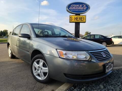 2007 Saturn Ion for sale at Monkey Motors in Faribault MN