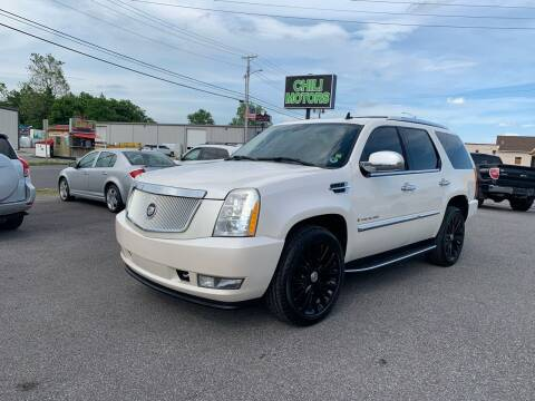 2008 Cadillac Escalade for sale at CHILI MOTORS in Mayfield KY