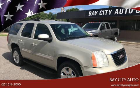 2007 GMC Yukon for sale at Bay City Auto's in Mobile AL