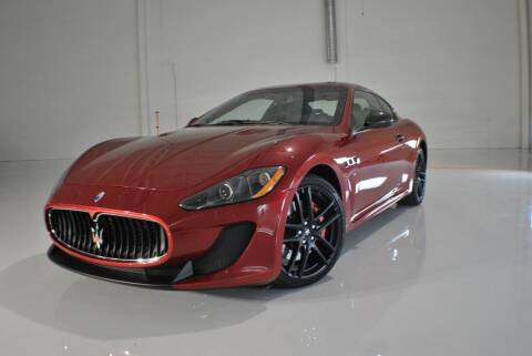 2012 Maserati GranTurismo for sale at Euro Prestige Imports llc. in Indian Trail NC