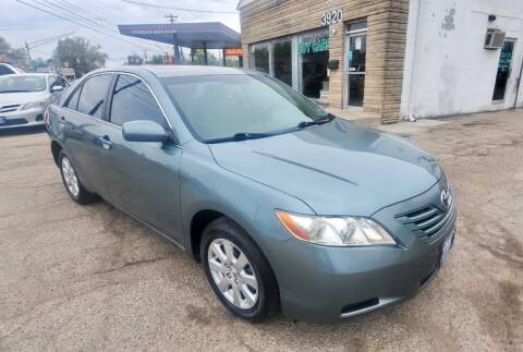 2007 Toyota Camry for sale at Nile Auto in Columbus OH