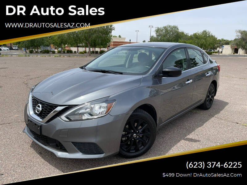 2018 Nissan Sentra for sale at DR Auto Sales in Glendale AZ