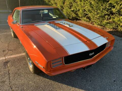 1969 Chevrolet Camaro for sale at Limitless Garage Inc. in Rockville MD