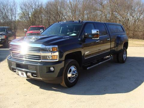 2017 Chevrolet Silverado 3500HD for sale at Texas Truck Deals in Corsicana TX