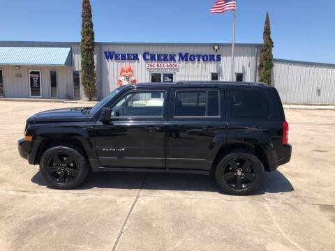 2014 Jeep Patriot for sale at Weber Creek Motors in Corpus Christi TX