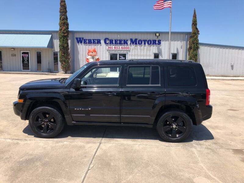 2014 Jeep Patriot for sale at Weber Creek Motors in Corpus Christi TX