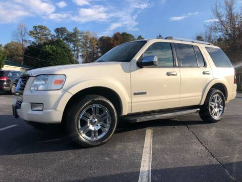 2008 Ford Explorer for sale at GTO United Auto Sales LLC in Lawrenceville GA