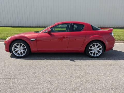 2009 Mazda RX-8 for sale at TNK Autos in Inman KS