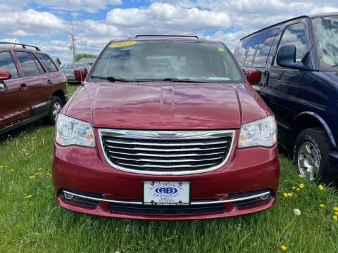 2011 Chrysler Town and Country for sale at Alan Browne Chevy in Genoa IL