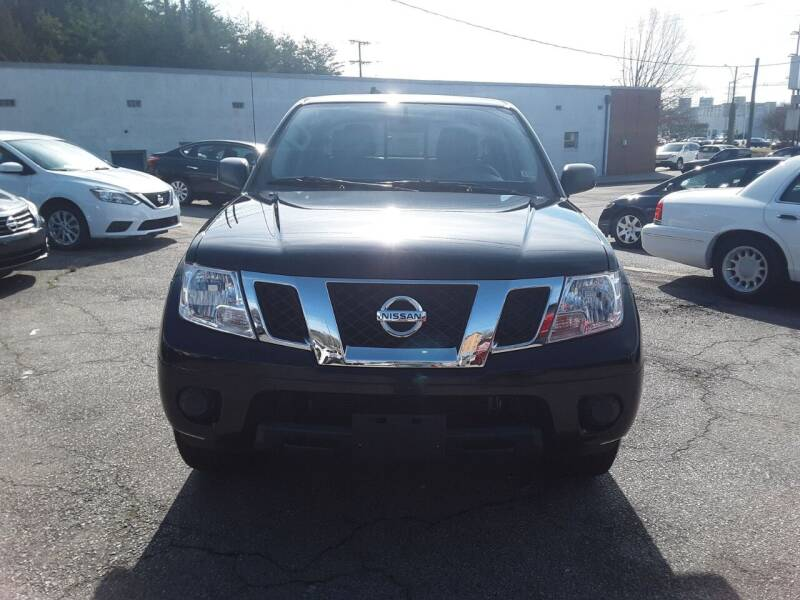 2019 Nissan Frontier for sale at Auto Villa in Danville VA