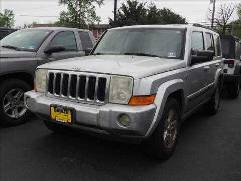 2007 Jeep Commander for sale at Buhler and Bitter Chrysler Jeep in Hazlet NJ