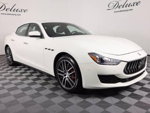 2018 Maserati Ghibli for sale at DeluxeNJ.com in Linden NJ