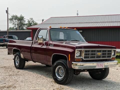 1978 Chevrolet K 10 Series for sale at Bob Walters Linton Motors in Linton IN