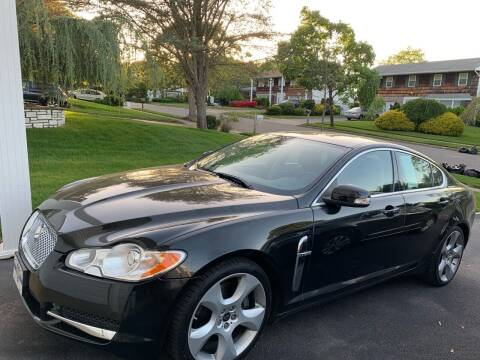 2009 Jaguar XF for sale at Primary Motors Inc in Commack NY