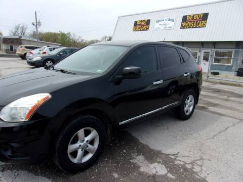 2013 Nissan Rogue for sale at HIGHWAY 42 CARS BOATS & MORE in Kaiser MO