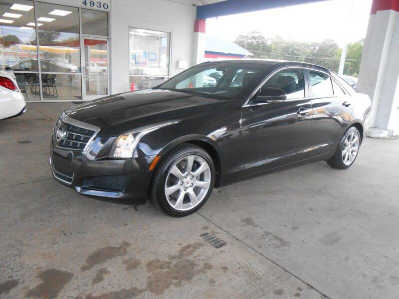 2014 Cadillac ATS for sale at Auto America in Charlotte NC