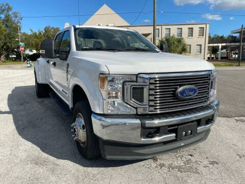 2020 Ford F-350 Super Duty for sale at LUXURY AUTO MALL in Tampa FL