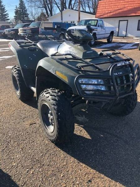 2008 Arctic Cat 400 for sale at Queen City Motors Inc. in Dickinson ND