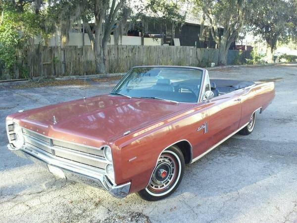 1967 Plymouth Sport Fury for sale in Hobart, IN