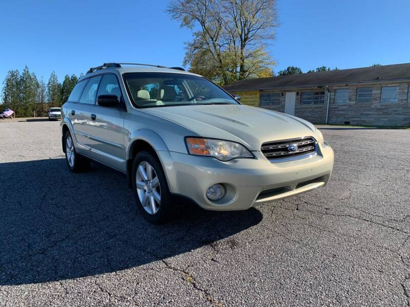 2006 Subaru Outback for sale at Hillside Motors Inc. in Hickory NC