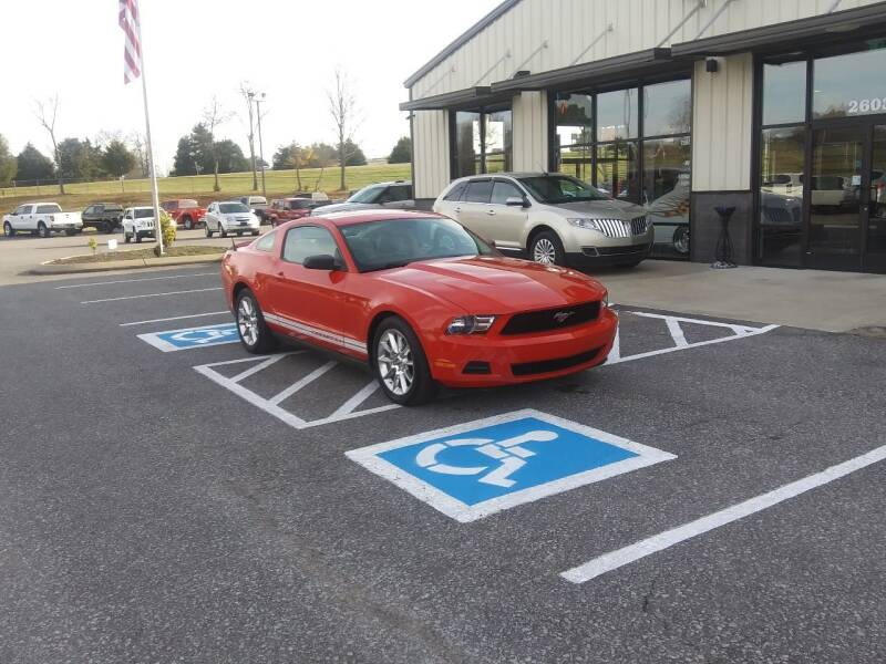 2010 Ford Mustang V6 Premium 2dr Fastback - Pleasant View TN