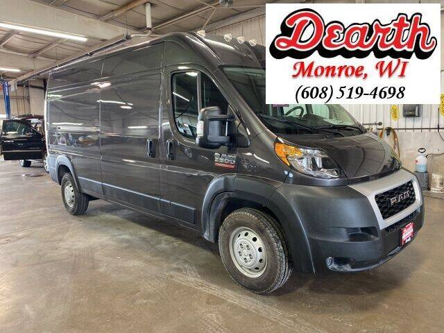 2021 RAM ProMaster Cargo for sale in Monroe, WI