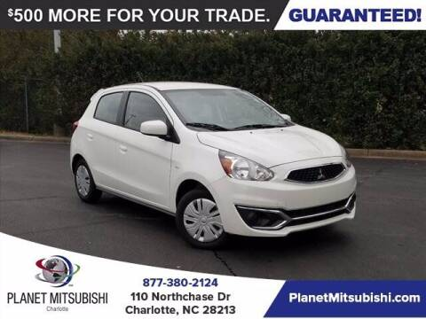 2020 Mitsubishi Mirage for sale at Planet Automotive Group in Charlotte NC