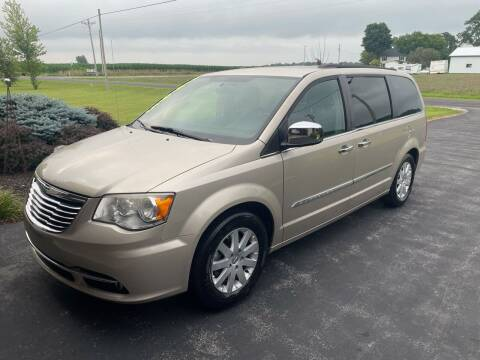 2012 Chrysler Town and Country for sale at 309 Auto Sales LLC in Harrod OH