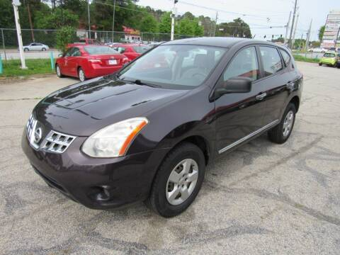 2013 Nissan Rogue for sale at King of Auto in Stone Mountain GA