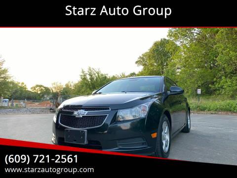 2014 Chevrolet Cruze for sale at Starz Auto Group in Delran NJ