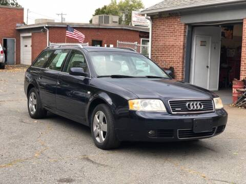 2004 Audi Allroad for sale at Emory Street Auto Sales and Service in Attleboro MA