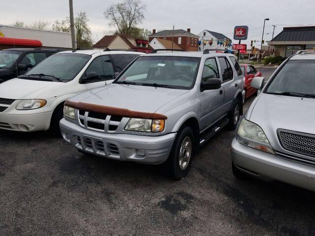 2003 Isuzu Rodeo for sale at JC Auto Sales in Belleville IL