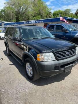 2005 Ford Explorer for sale at Ideal Motors in Oak Hill FL