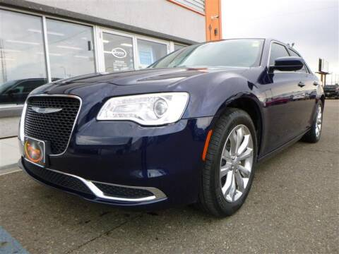 2017 Chrysler 300 for sale at Torgerson Auto Center in Bismarck ND