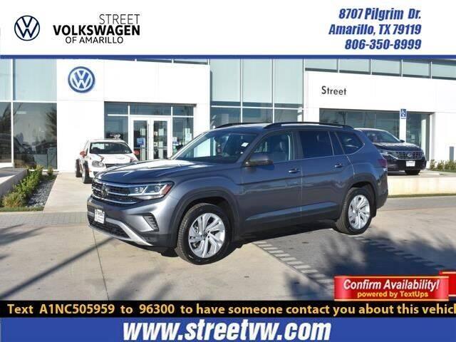 2022 Volkswagen Atlas for sale in Amarillo, TX