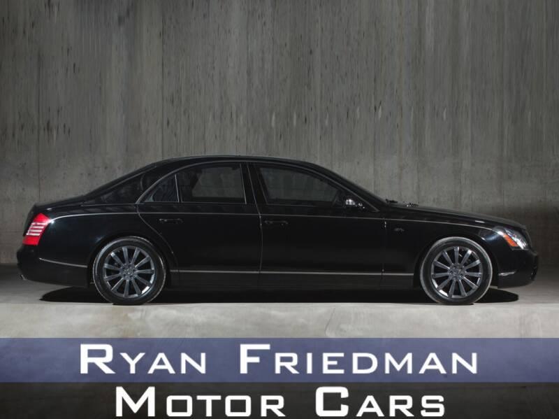 2006 Maybach 57 S