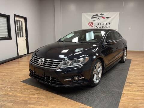2014 Volkswagen CC for sale at Quality Autos in Marietta GA