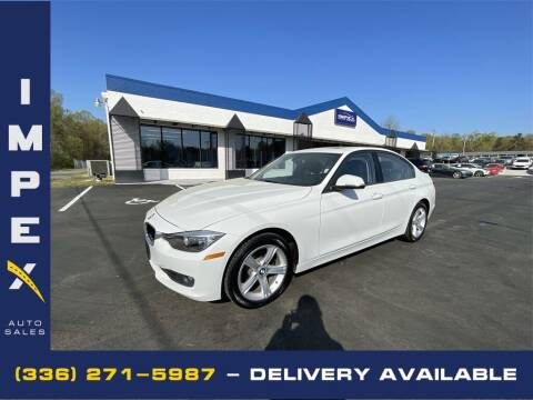 2014 BMW 3 Series for sale at Impex Auto Sales in Greensboro NC