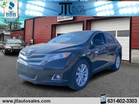 2015 Toyota Venza for sale at JTL Auto Inc in Selden NY