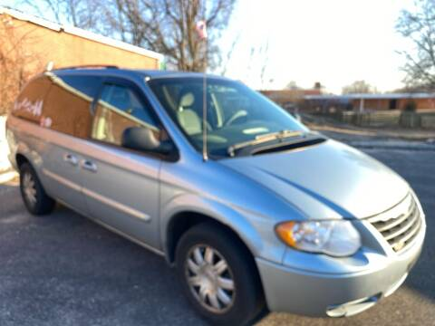 2006 Chrysler Town and Country for sale at Primary Motors Inc in Commack NY