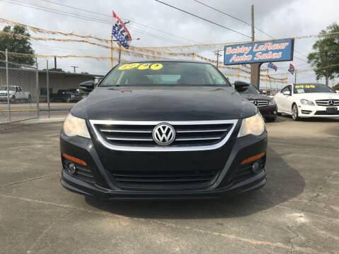 2012 Volkswagen CC for sale at Bobby Lafleur Auto Sales in Lake Charles LA